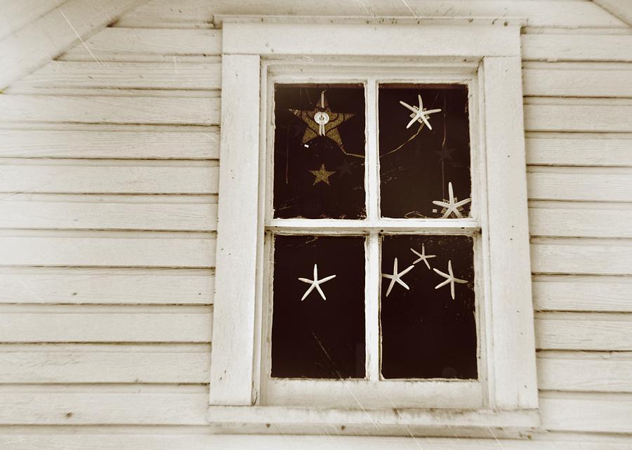 Window Photograph - Superstars by JAMART Photography
