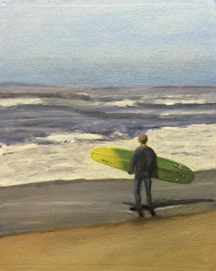 Surf Time by Dennis Sullivan