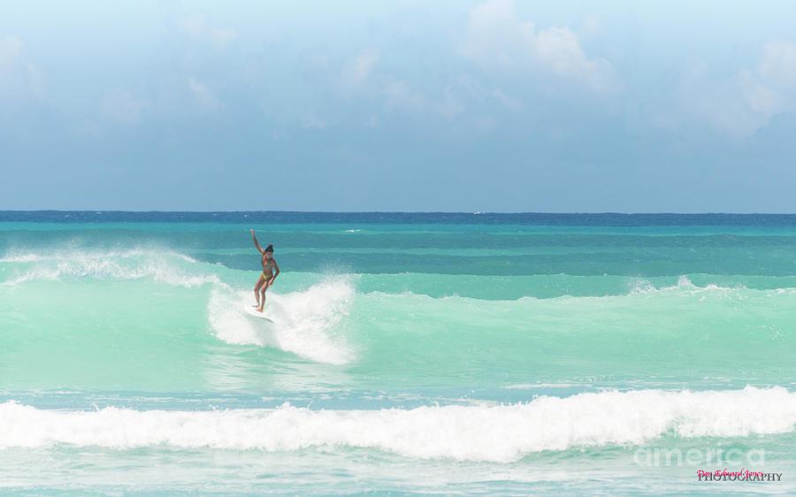 Surfer Girl by Don Edward Jones