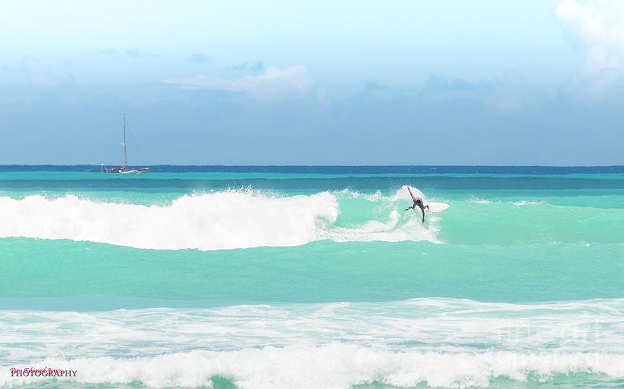 Surfin' Waikiki by Don Edward Jones