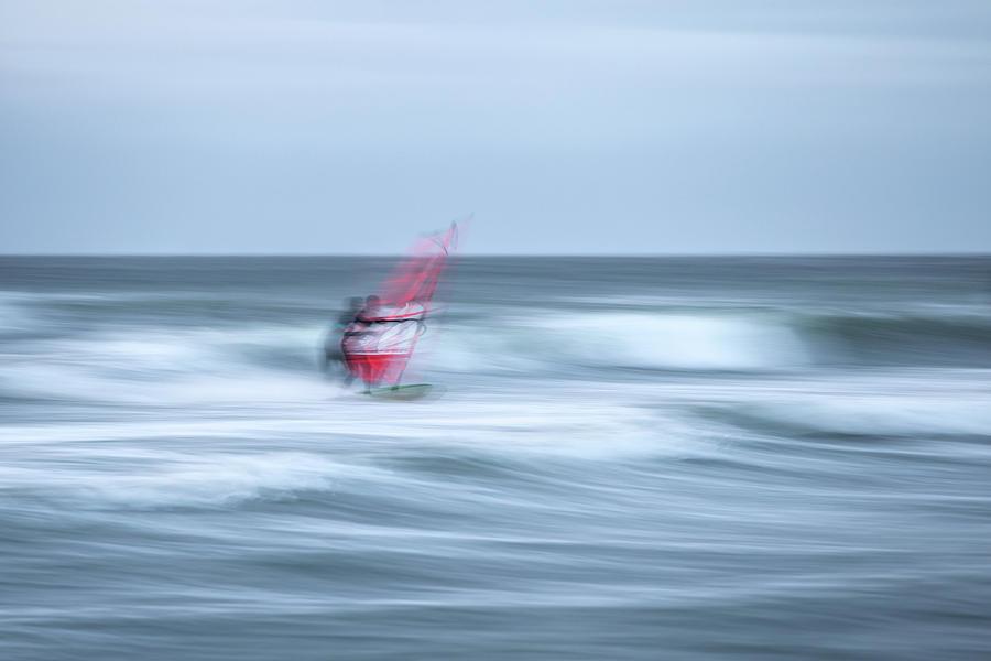 Surfer Photograph - Surf by Holger Nimtz