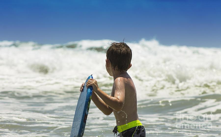 Surfs Up Photograph
