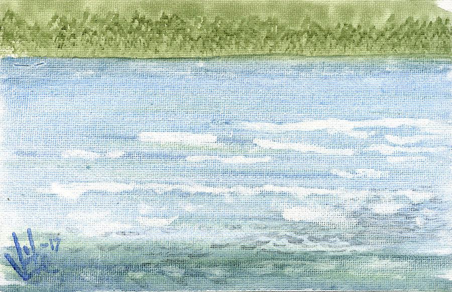 Surfs Up by Victor Vosen