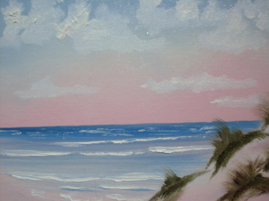 Surfside Painting by Warren Thompson