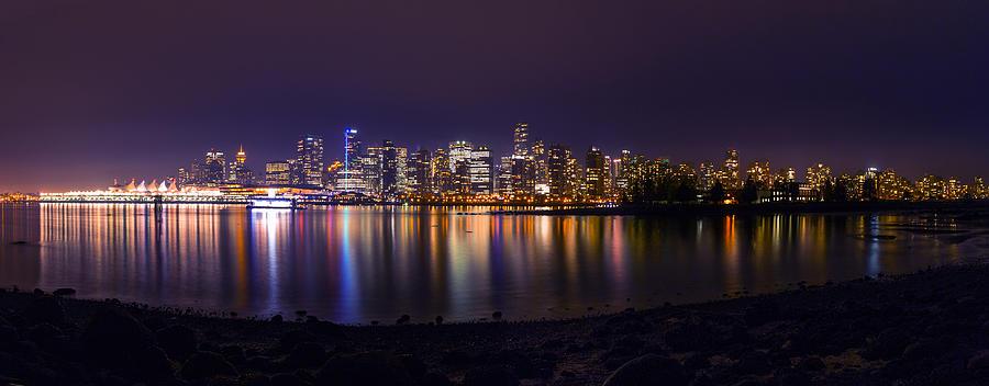 Vancouver Photograph - Surreal by Mohsen Kamalzadeh