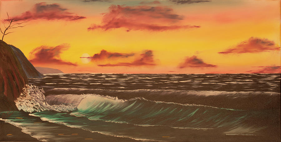 Surreal Sea by Russell Collins