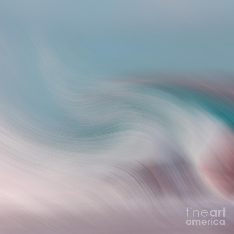 Surreal Waves 1 Digital Art