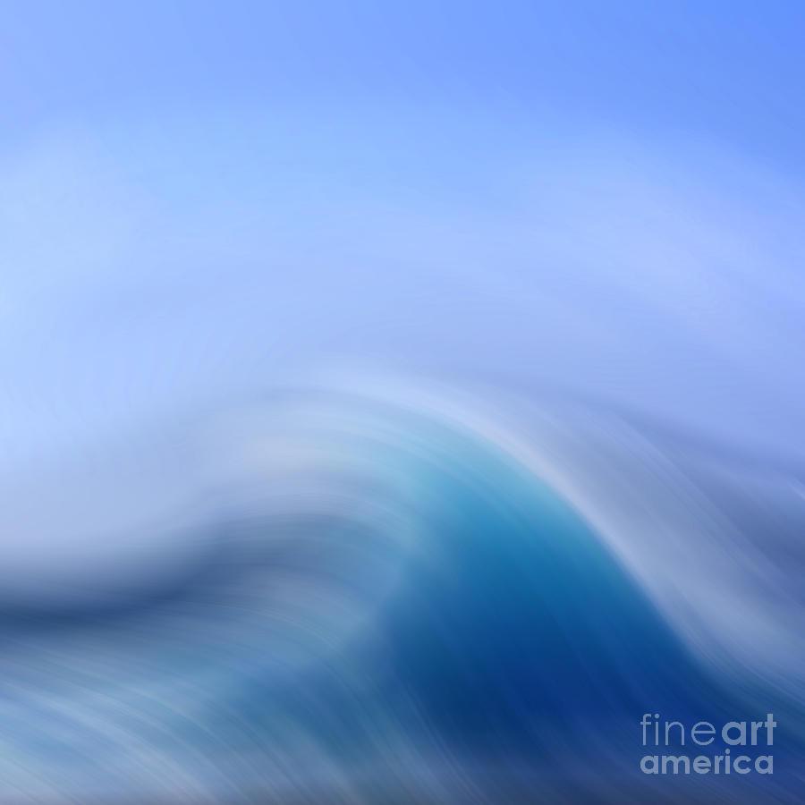 Surreal Waves 3 Digital Art