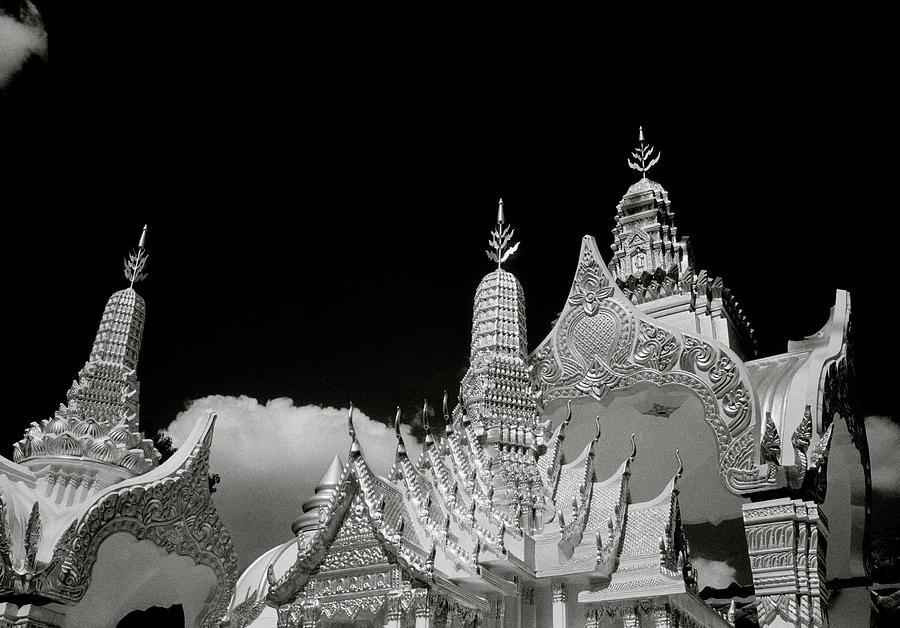 Surrealism At Wat Arun by Shaun Higson