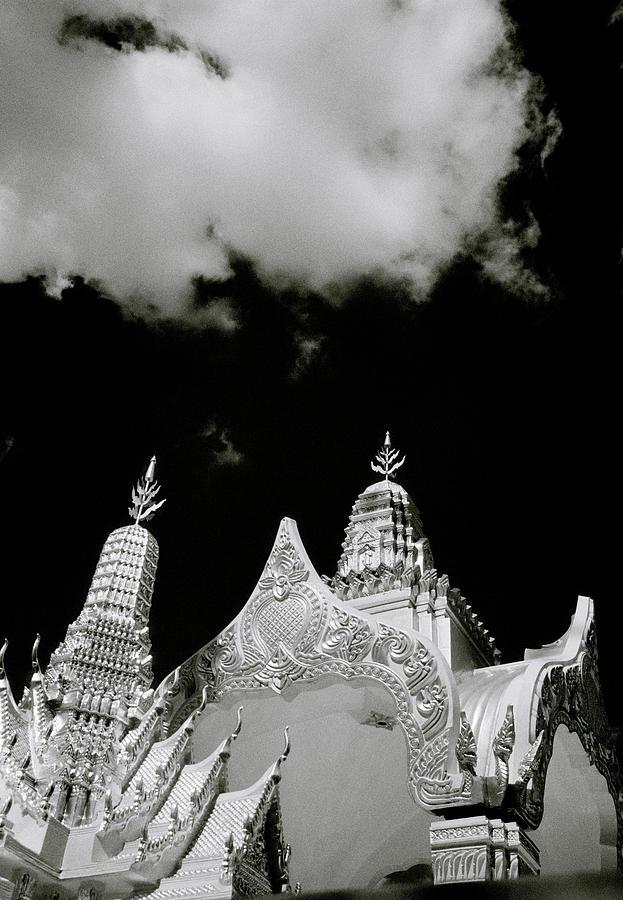Surrealist Art Of Wat Arun by Shaun Higson