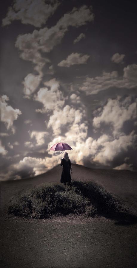 Sky Photograph - Survivalism by Deborah Hally