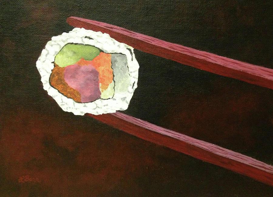 Sushi Anyone? by Lisa Barr