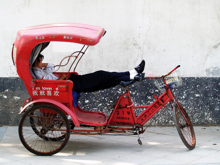 China Photograph - Suzhou 004 by Per Lidvall