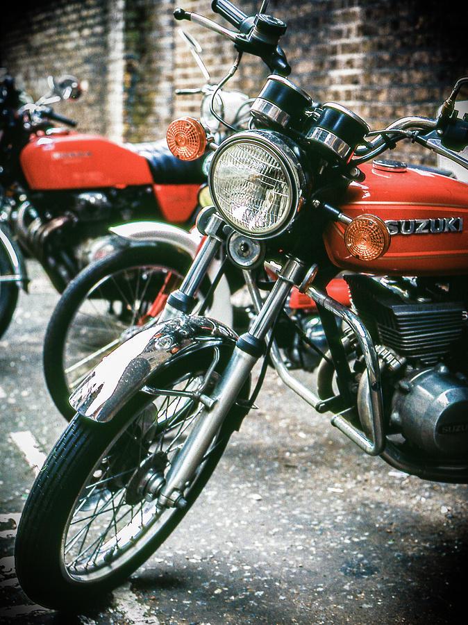 Suzuki by Samuel M Purvis III