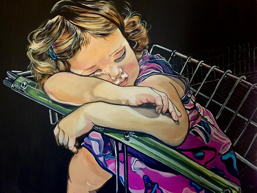 Sweet Dreams, Geo by Stephanie Come-Ryker