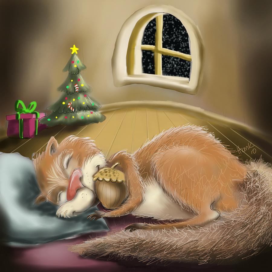 Sweet Dreams Painting by Hank Nunes