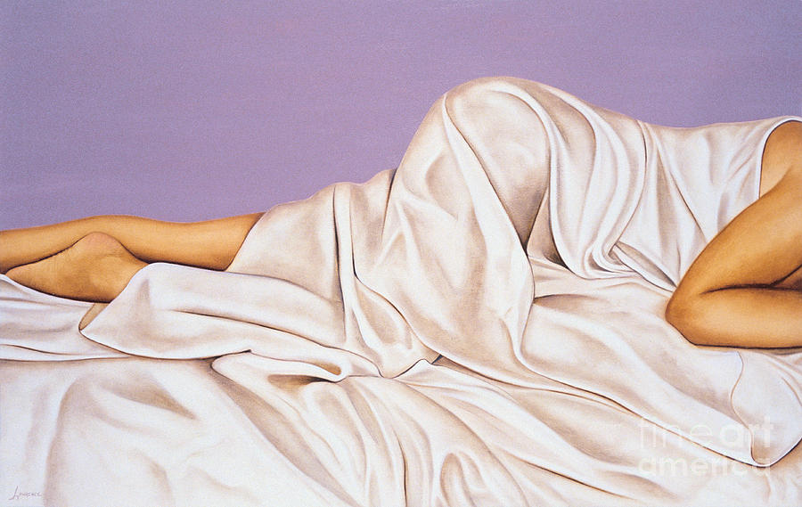 Lawrence Supino Painting - Sweet Dreams by Lawrence Supino