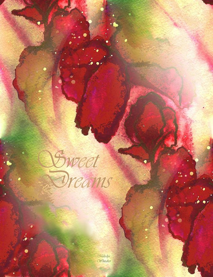 Sweet Dreams Painting - Sweet Dreams by Melodye Whitaker
