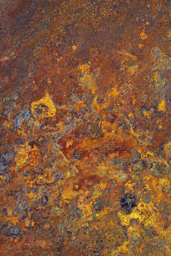 Rust Photograph - Sweet Hell by Rainer Stark