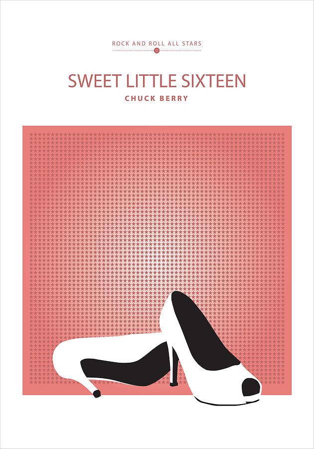 Sweet Little Sixteen -- Chuck Berry by David Davies