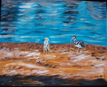 Sweet Sensation Painting by Kathy Young
