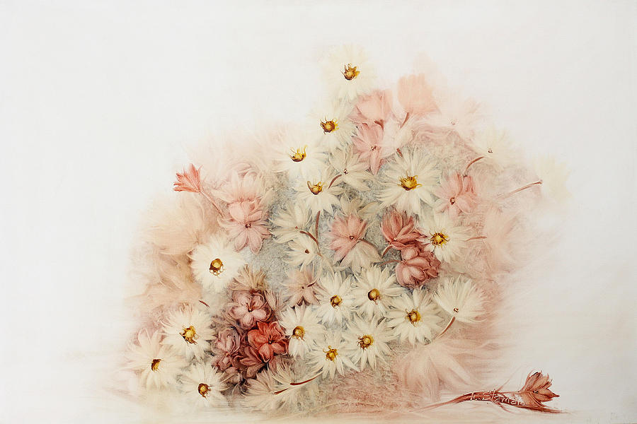 Sweetness Painting by Fatima Stamato