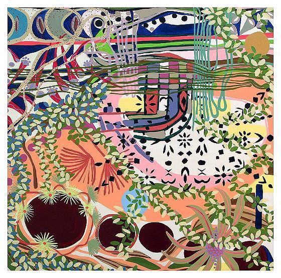 Sweety Cacau Painting by Chrystiane Correa
