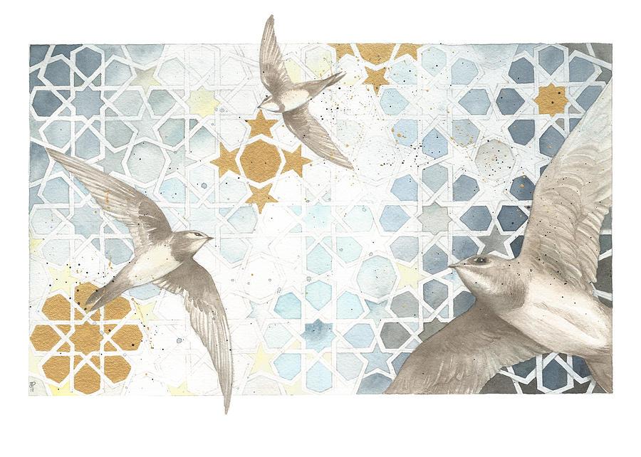 Swifts of Cihangir by Johanna Pieterman