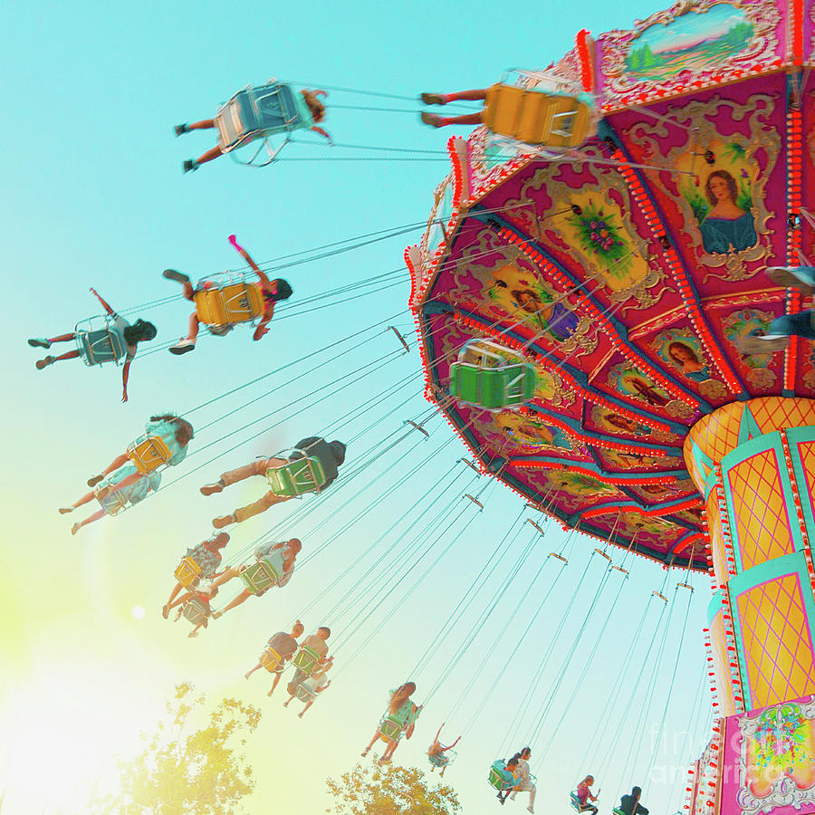 Swings by Cindy Garber Iverson
