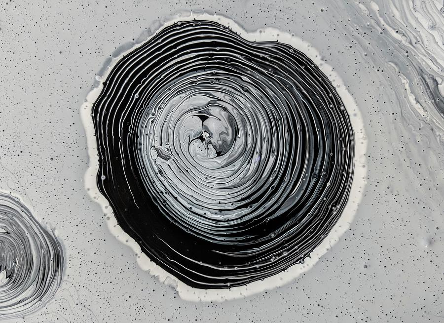 Swirls Painting by Lurm