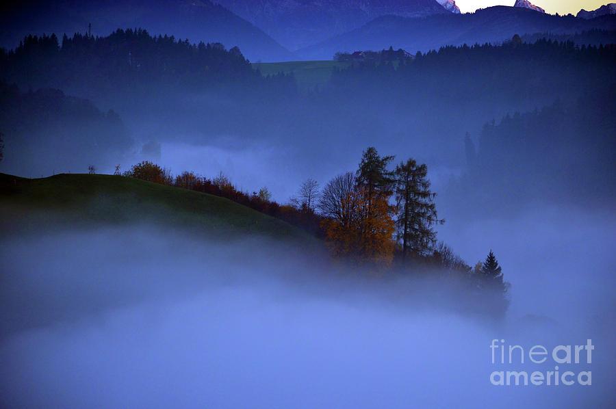 Switzerland Magical Photograph