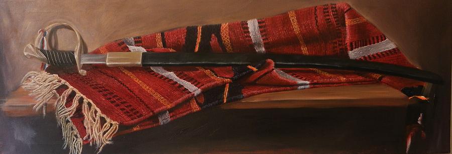 Sword Painting