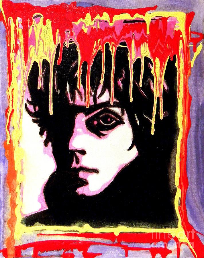 Syd Barrett Painting - Syd Barrett - Pink Floyd by Gayland Morris