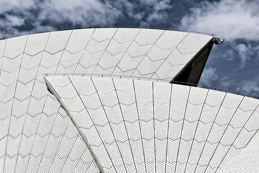 Sydney Opera House No. 5-1 by Sandy Taylor