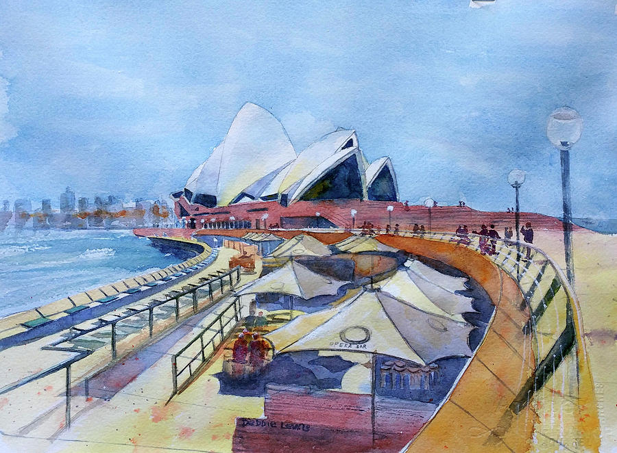 Sydney Shapes by Debbie Lewis