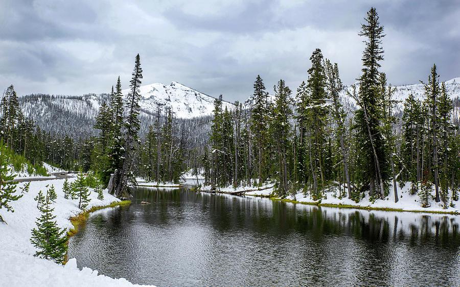 Sylvan Lake by Alex Galkin