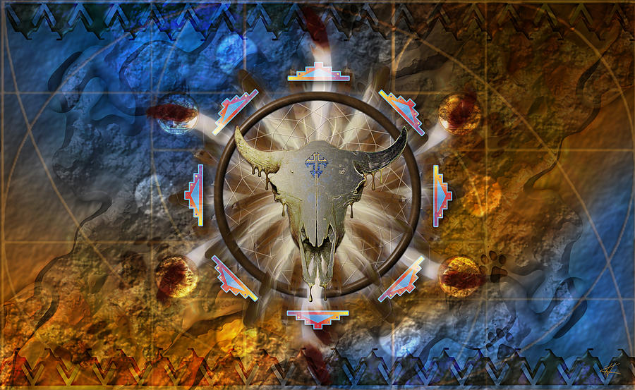 Symagery 36 Digital Art by Kenneth Armand Johnson