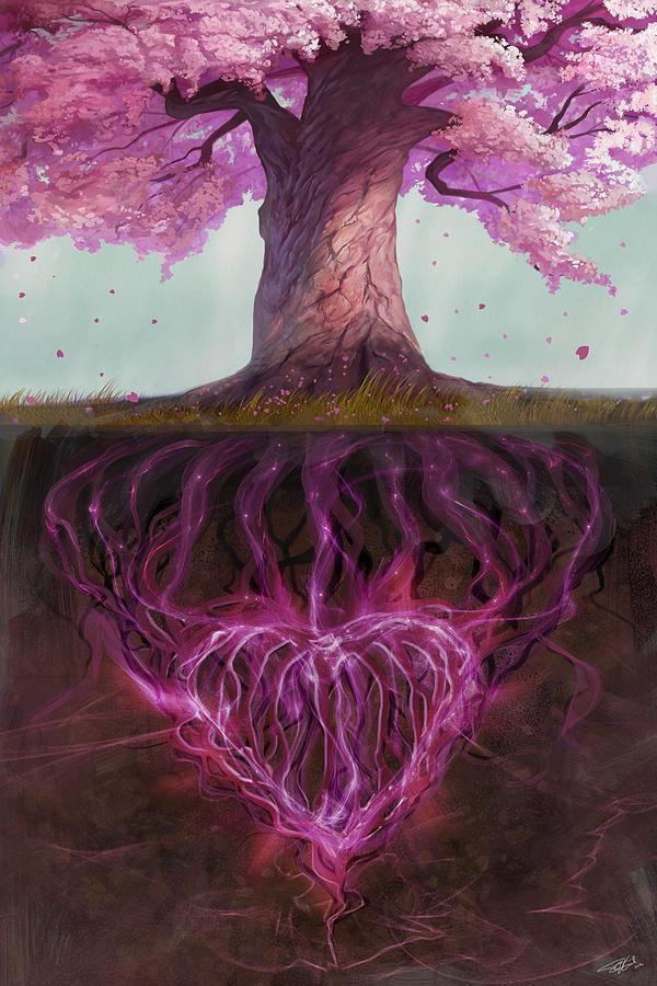 Symbolism Of Marriage Digital Art By Steve Goad