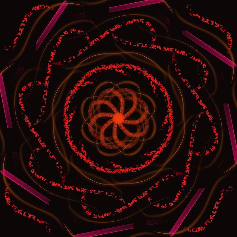 Symmetry 27 Digital Art