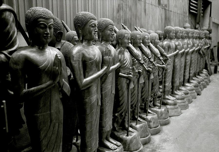 Symmetry Of The Buddha by Shaun Higson