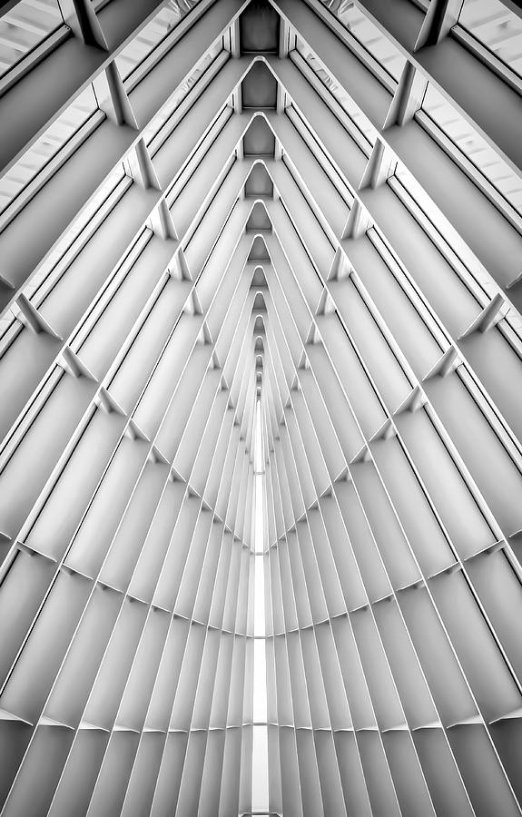 Architecture Photography Photograph - Symmetry by Scott Norris
