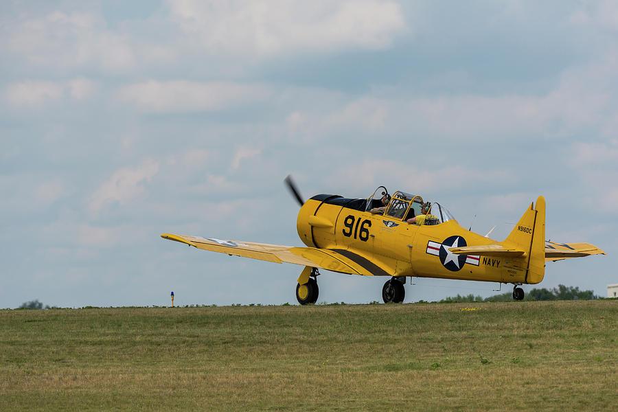 T-6 Texan Airplane 13 Photograph