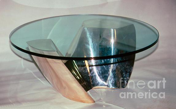 Table Sculpture by Steve Wooldridge