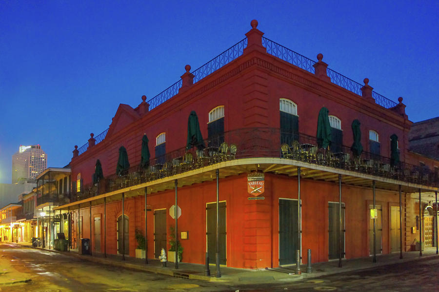 Tableau Restaurant And Bar French Quarter New Orleans Louisiana Photograph By Art Spectrum