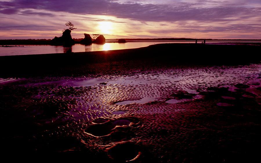 Taft Sunset by HW Kateley