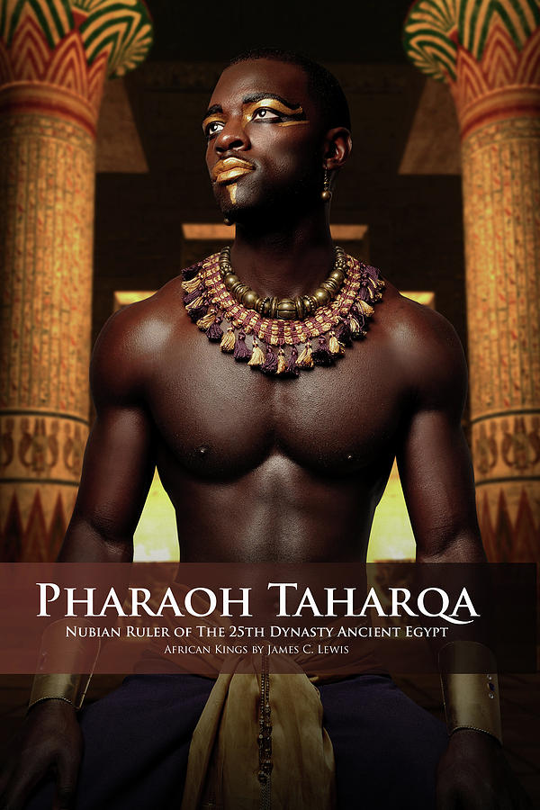 Taharqa Photograph By African Kings