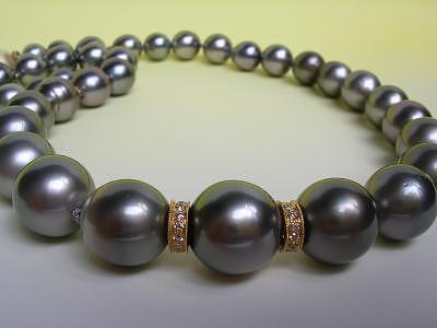 Tahitian Pearls Jewelry by Mia Katrin