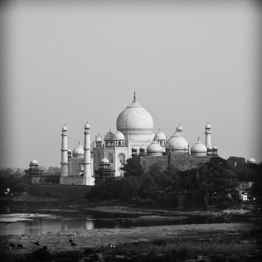 Taj Mahal 2 Photograph