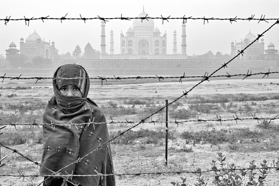 Architecture Photograph - Taj Mahal by Tina Manley