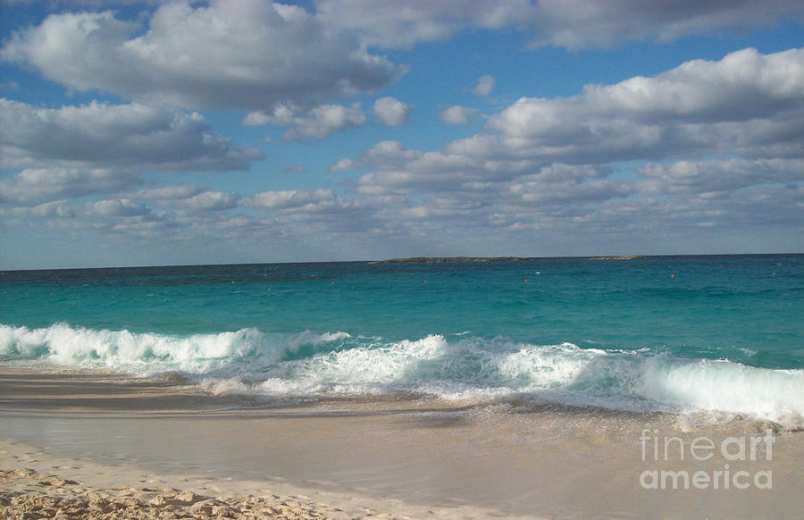 Bahamas Photograph - Take Me To The Bahamas by Gina Sullivan